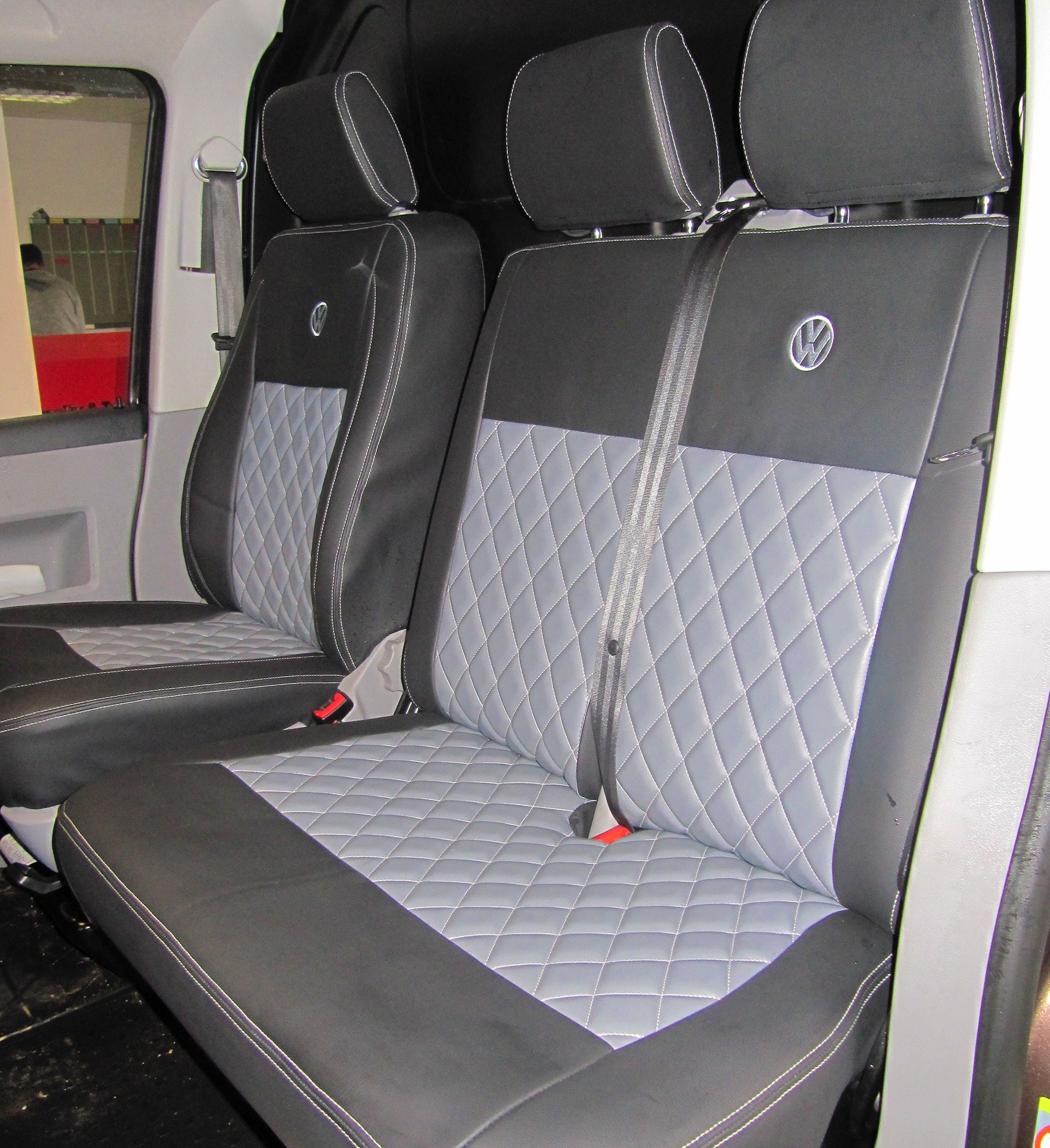 Volkswagen Transporter T5 Tailored Van Seat Covers