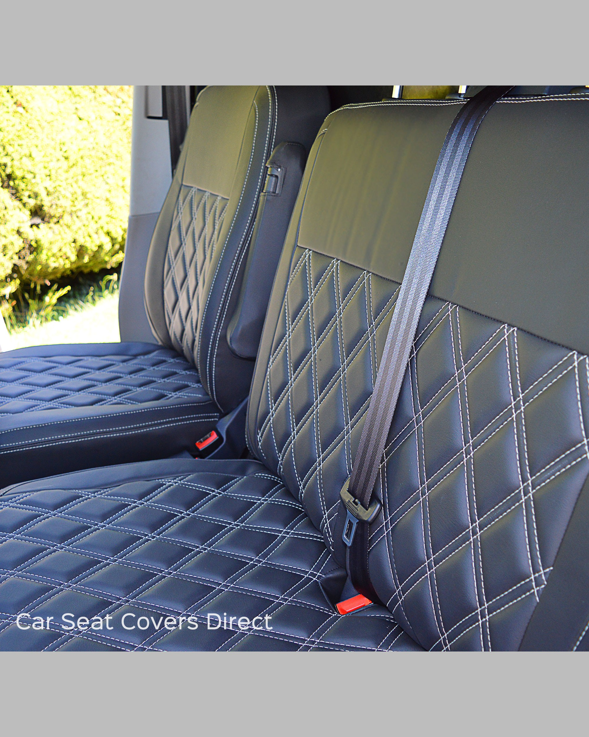 Vw Transporter T6 Tailored Seat Covers Car Seat Covers