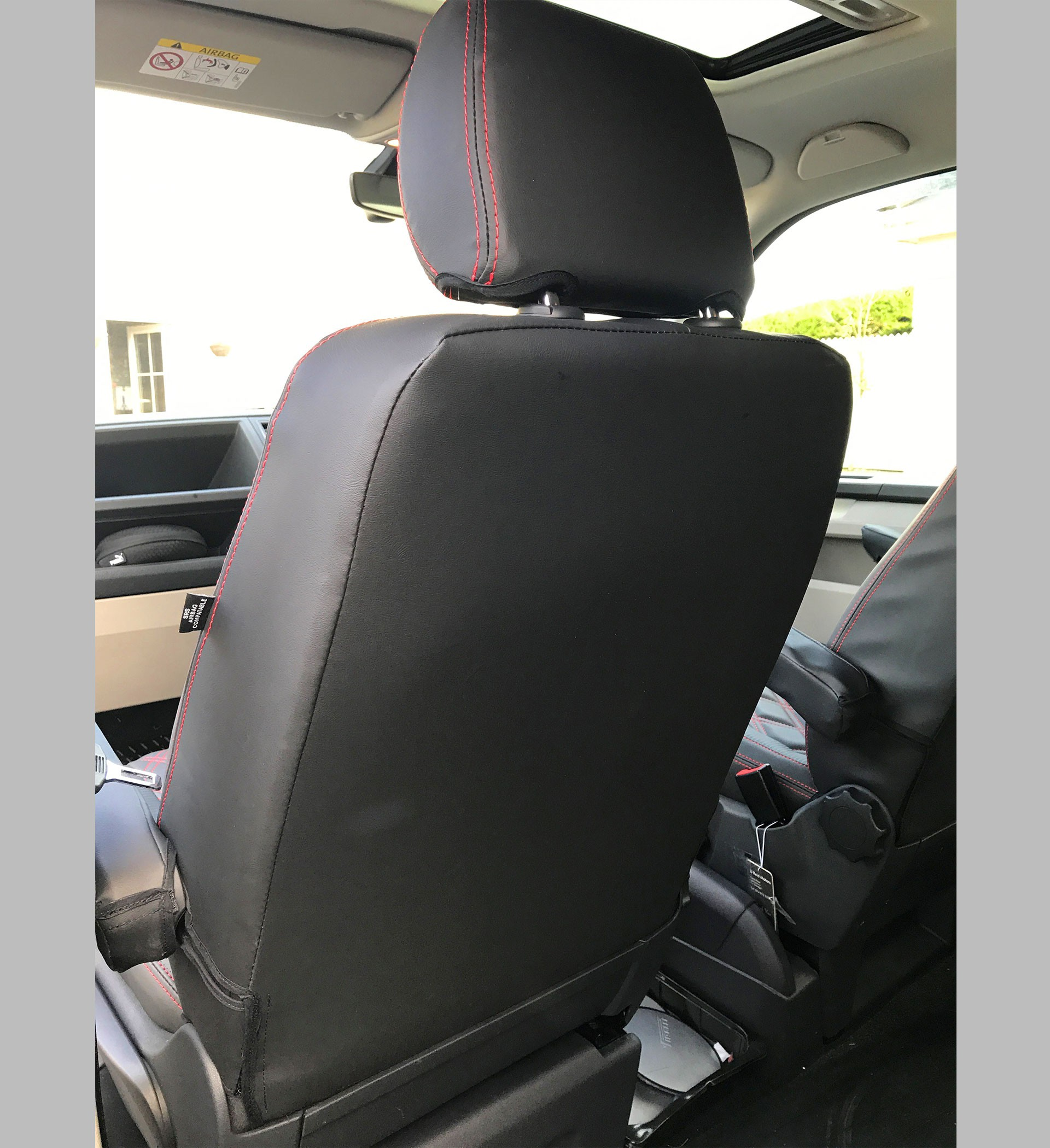 Volkswagen Vw Transporter T6 R Line Tailored Van Seat