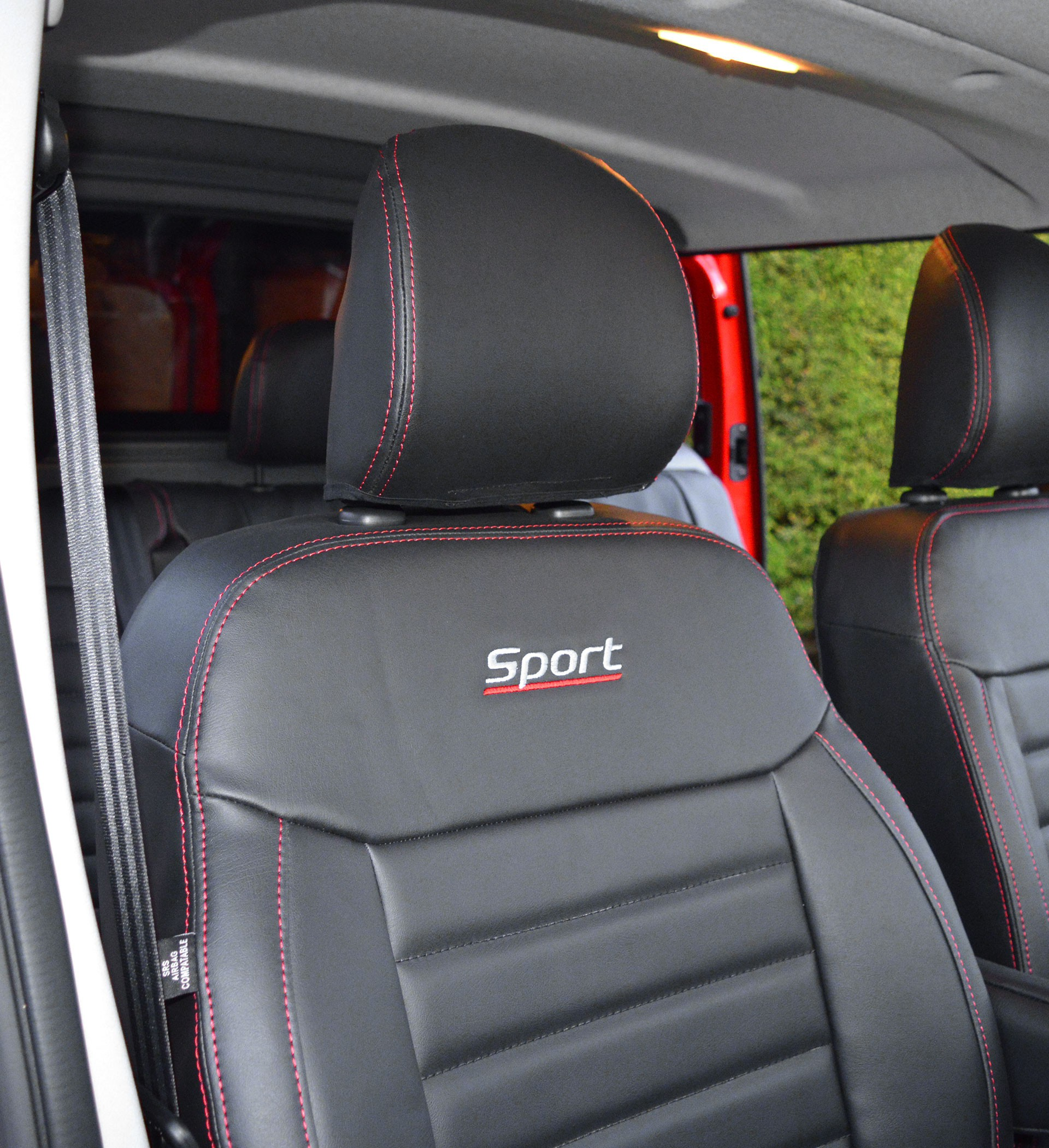 Renault Trafic Sport Tailored Seat Covers