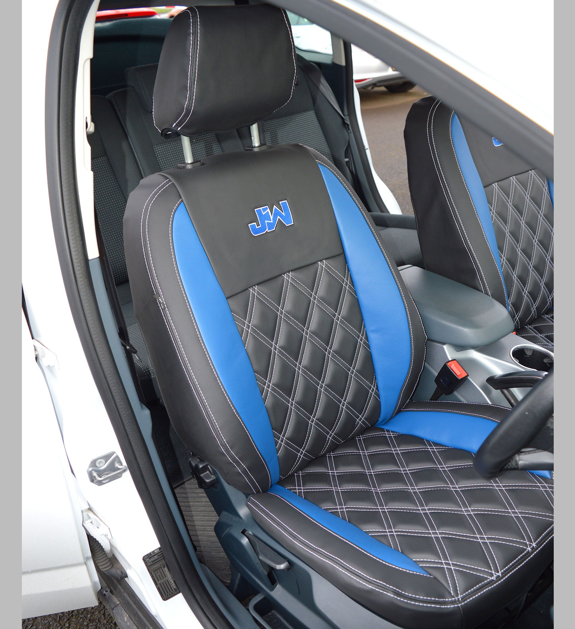 Ford Transit Connect Waterproof Tailored Van Seat Cover