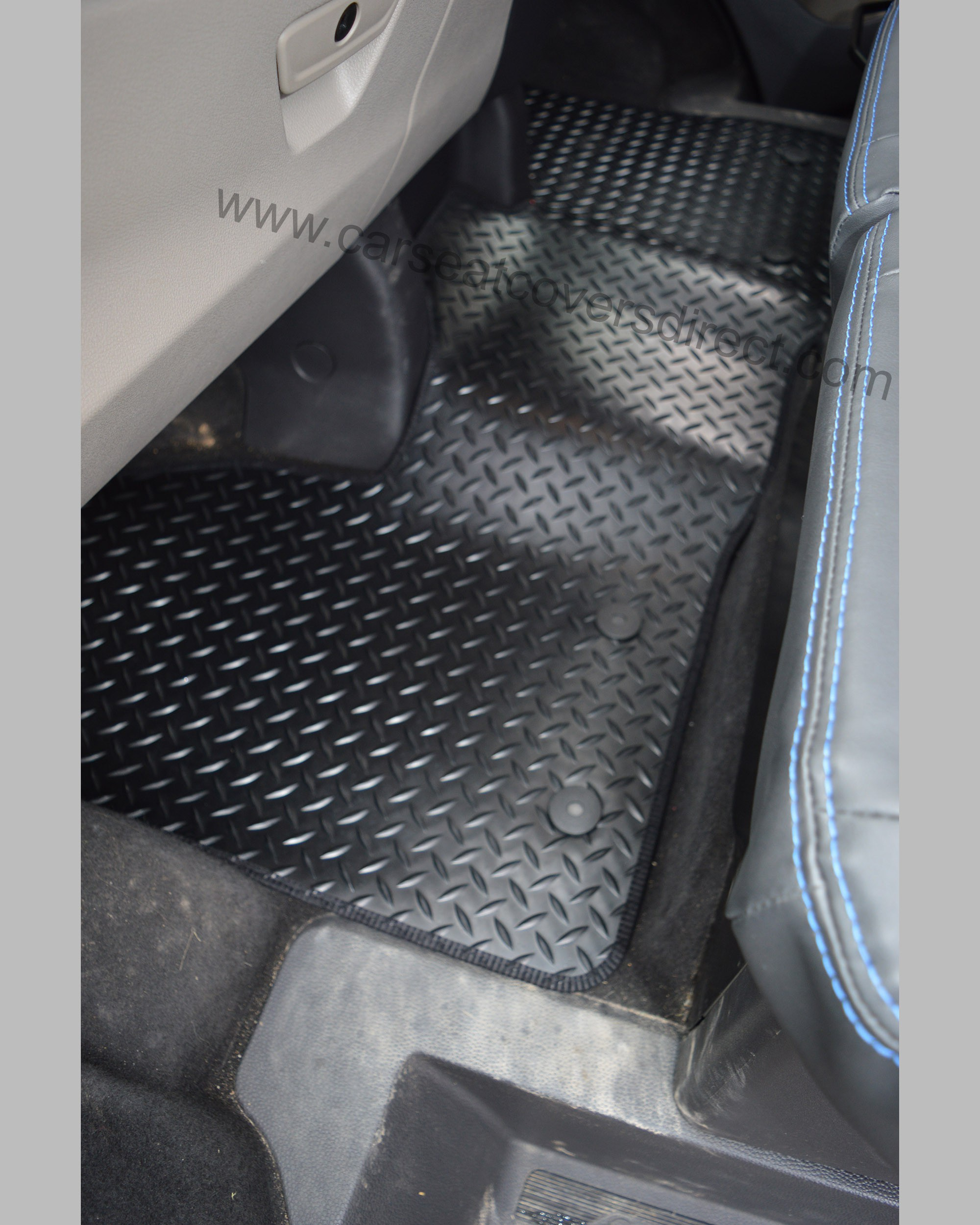 Ford Transit Custom Heavy Duty Floor Mat