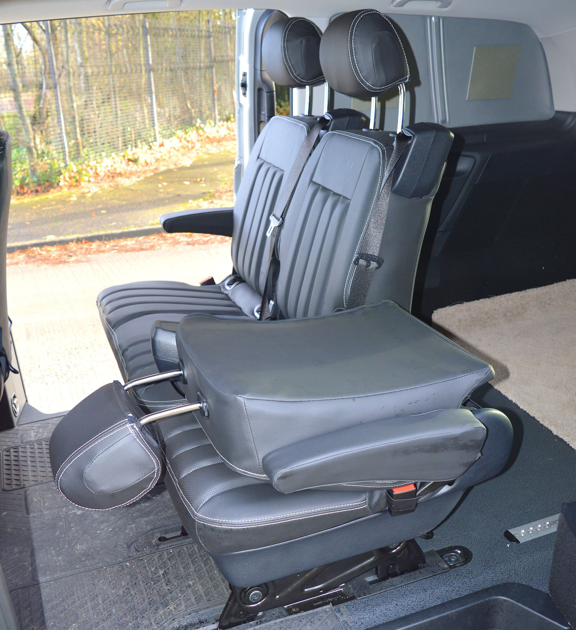... Mercedes Benz Vito Tailored Seat Covers UK ...