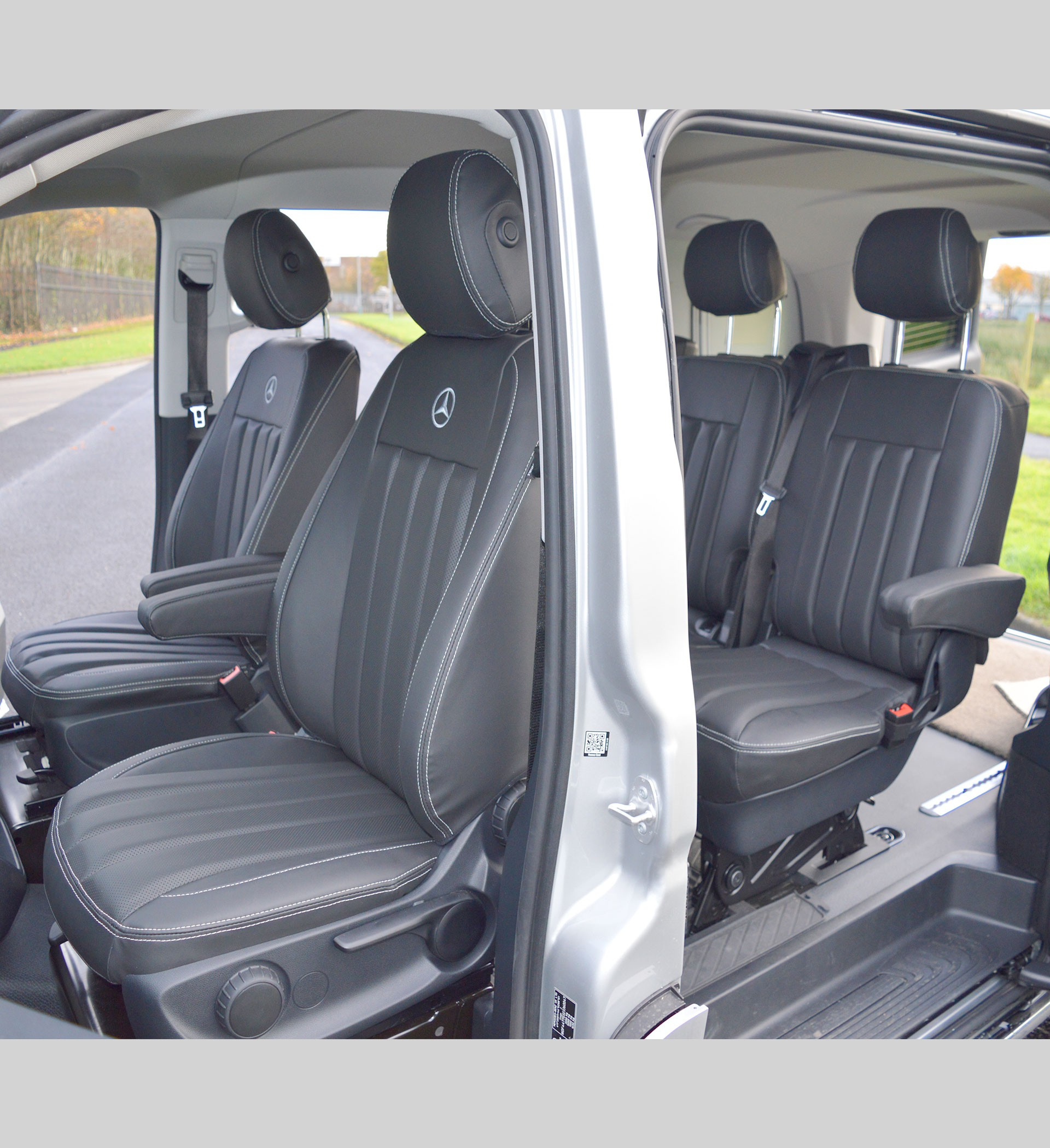 seat traveliner vito benz surgeons fts design covers oem seater shop mercedes
