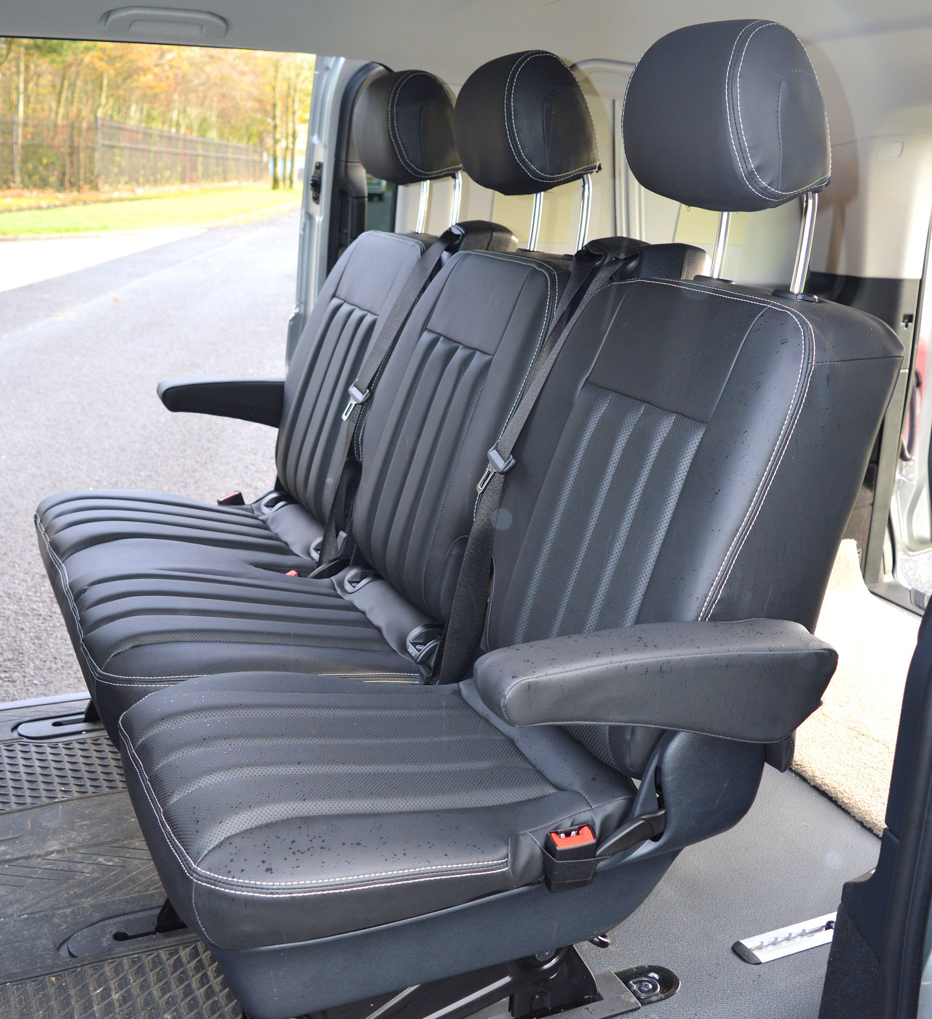 Best Car Seat Covers >> Mercedes Benz Vito W447 Tailored Van Seat Covers - 5 Seater