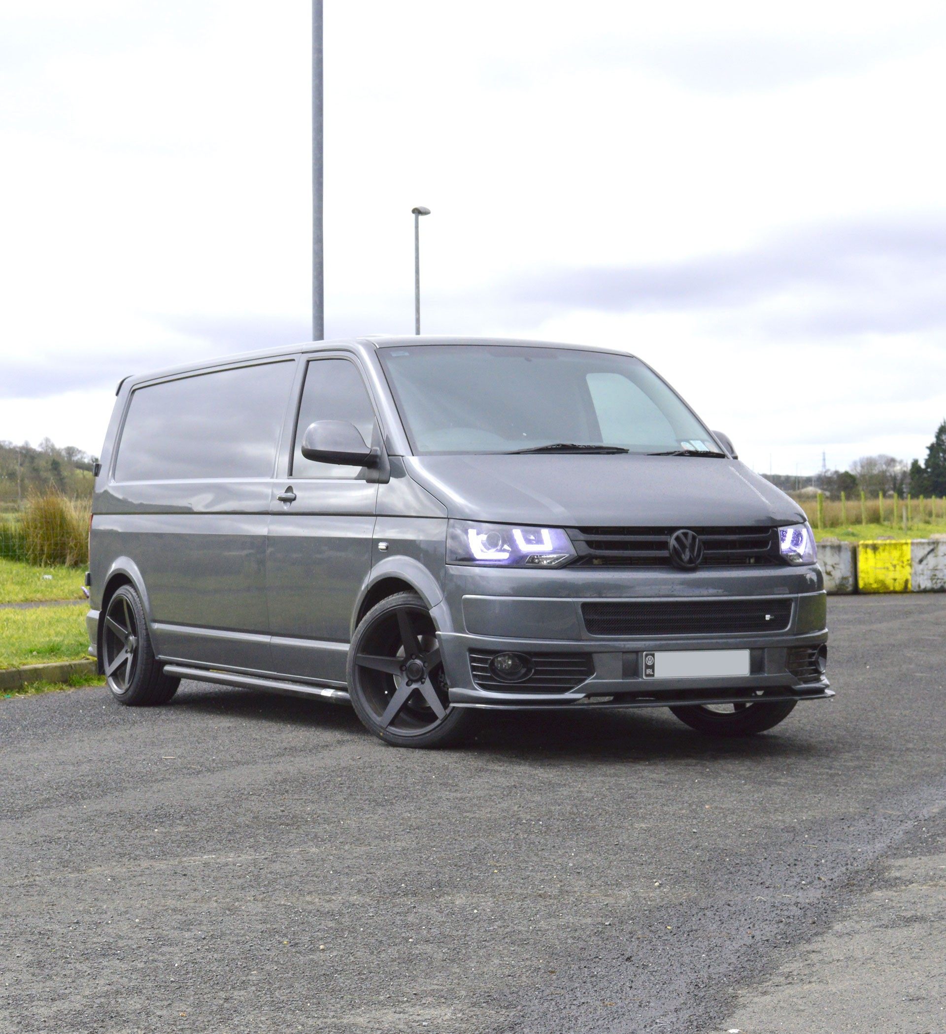 volkswagen vw transporter t5 r line tailored van seat. Black Bedroom Furniture Sets. Home Design Ideas