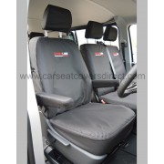 VW Transporter T6 sportline extra heavy duty seat covers - driver seat