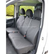 Citroen Dispatch Crewcab MK3 2007-16 Seat Covers