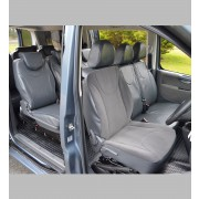 Citroen Dispatch 9 Seater Tailored Van Seat Covers