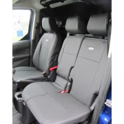 Ford Transit Connect Cirrus Leatherette Custom Seat Covers