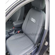 AUDI A4 black seat covers 3RD GEN