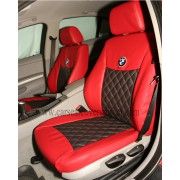 BMW 3 SERIES E90 Diamond Quilted Seat Covers