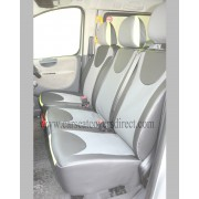 PEUGEOT EXPERT 2 Seat Covers