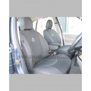 CITROEN XSARA PICASSO  Black Seat Covers