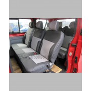 OPEL VIVARO 9 SEATER Seat Covers