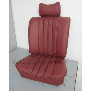MERCEDES SL W113 LEATHER RETRIM