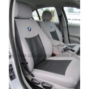 BMW 3 SERIES E90 Grey & Black Seat Covers