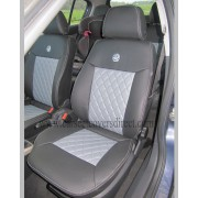 OPEL ASTRA H Diamond Quilted Seat Covers