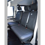 VW Transporter T6 Kombi Seat Covers - Front Passenger Bench