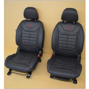Mitsubishi L200 Barbarian Replica Waterproof Tailored Seat Covers