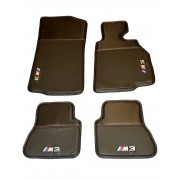 BMW 3 Series E46 M3 Luxury Car Mats