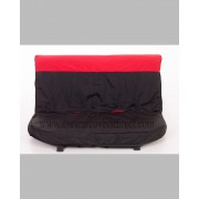 Rear seat protector polyester