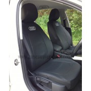 AUDI A4 Black Seat Covers 4TH GEN