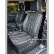Mitsubishi Shogun Tailored seat covers