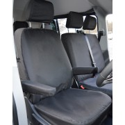 VW Transporter extra heavy duty seat covers - passenger bench