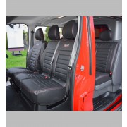 Opel / Vauxhall Vivaro Sportive Crew Cab Tailored Seat Covers