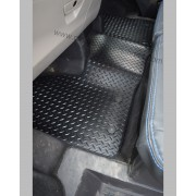 Ford Transit MK8 Heavy Duty Rubber Floor Mat