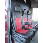Volkswagen Crafter CR35 Leatherette Custom Made Van Seat Cover