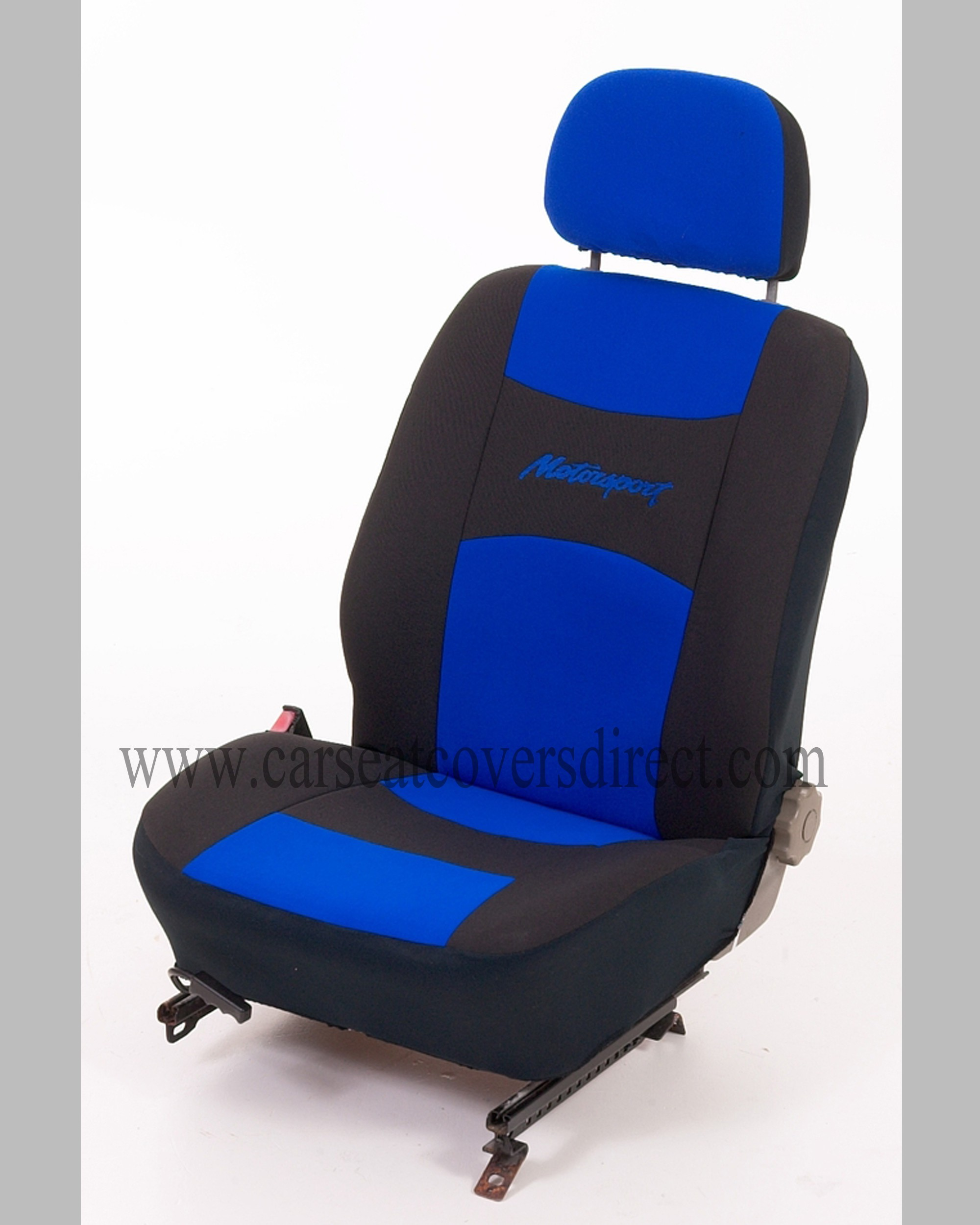 Motorsport UNIVERSAL Seat Covers (blue)