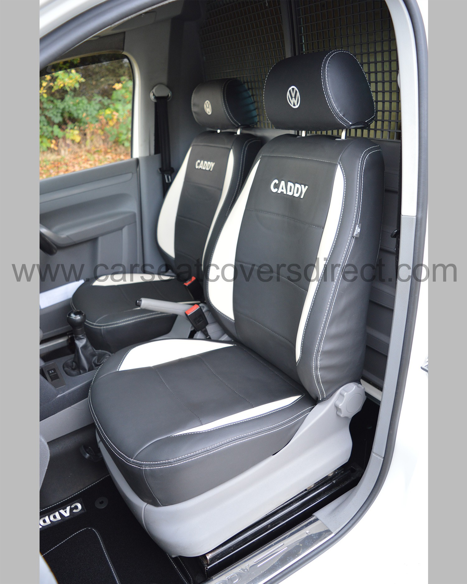 Volkswagen VW Caddy Seat Covers - Passenger Seat