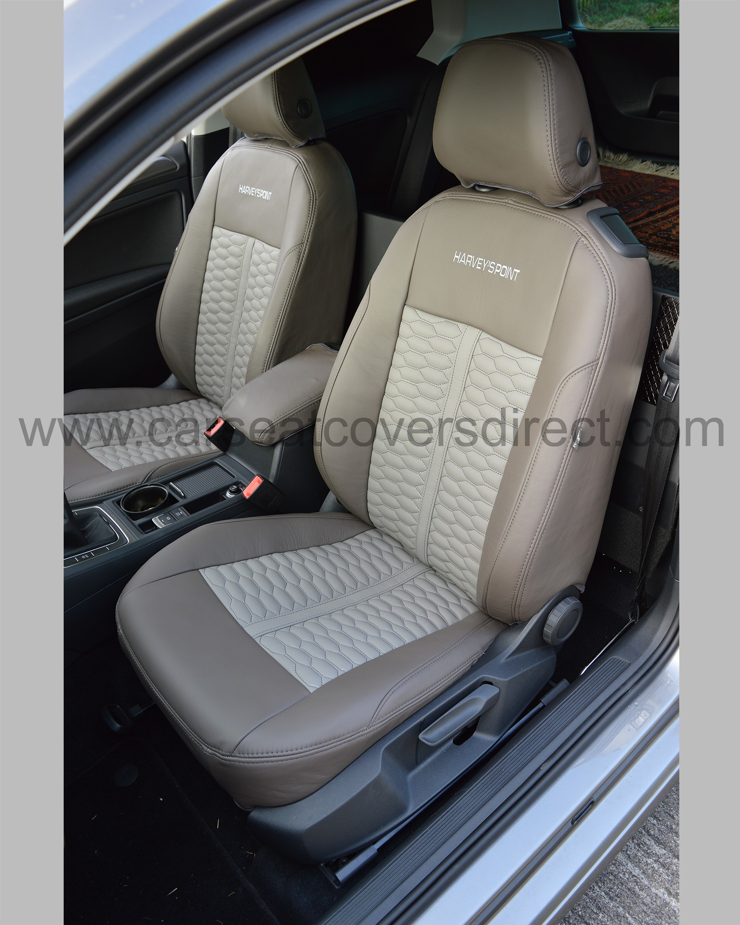 Volkswagen VW Golf MK7 Seat Covers - passenger seats