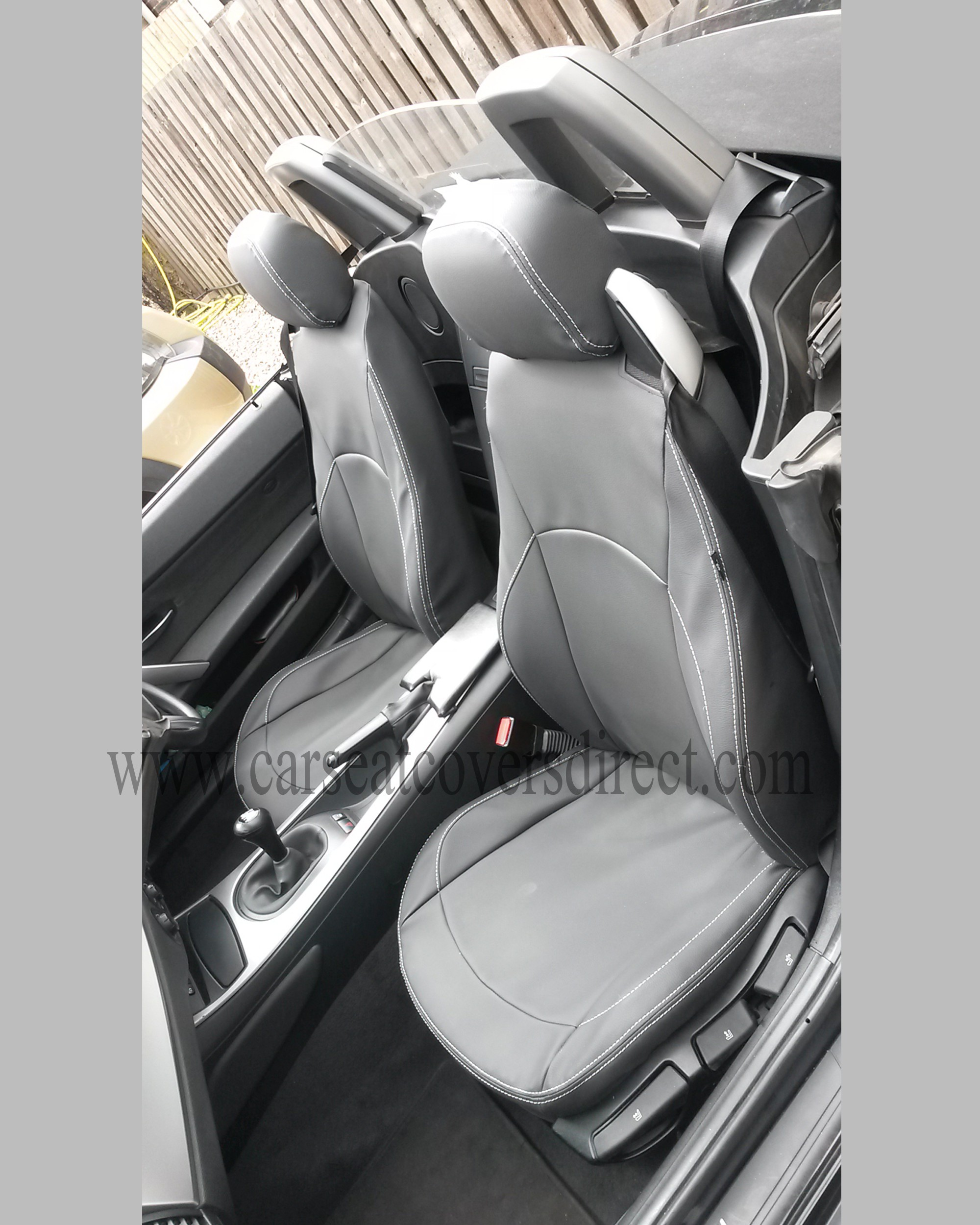 BMW Z4 E85 seat covers
