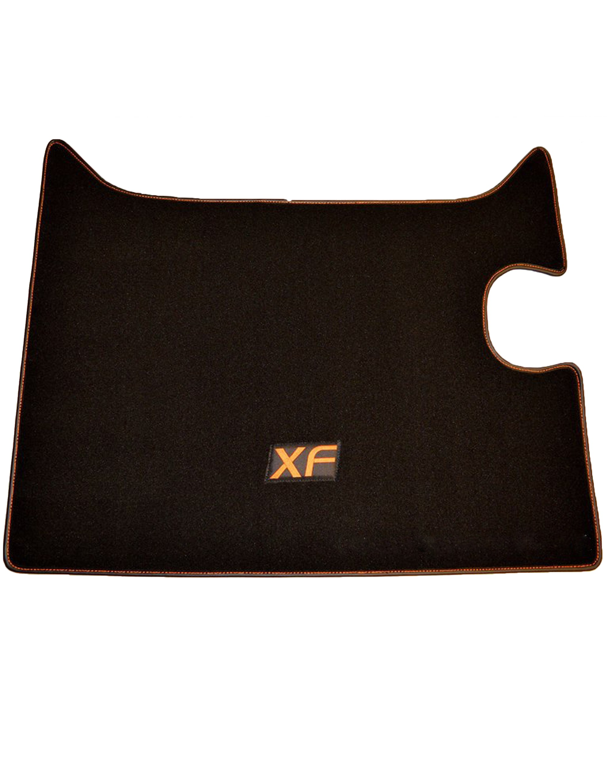 DAF XF Orange Edition floor mat