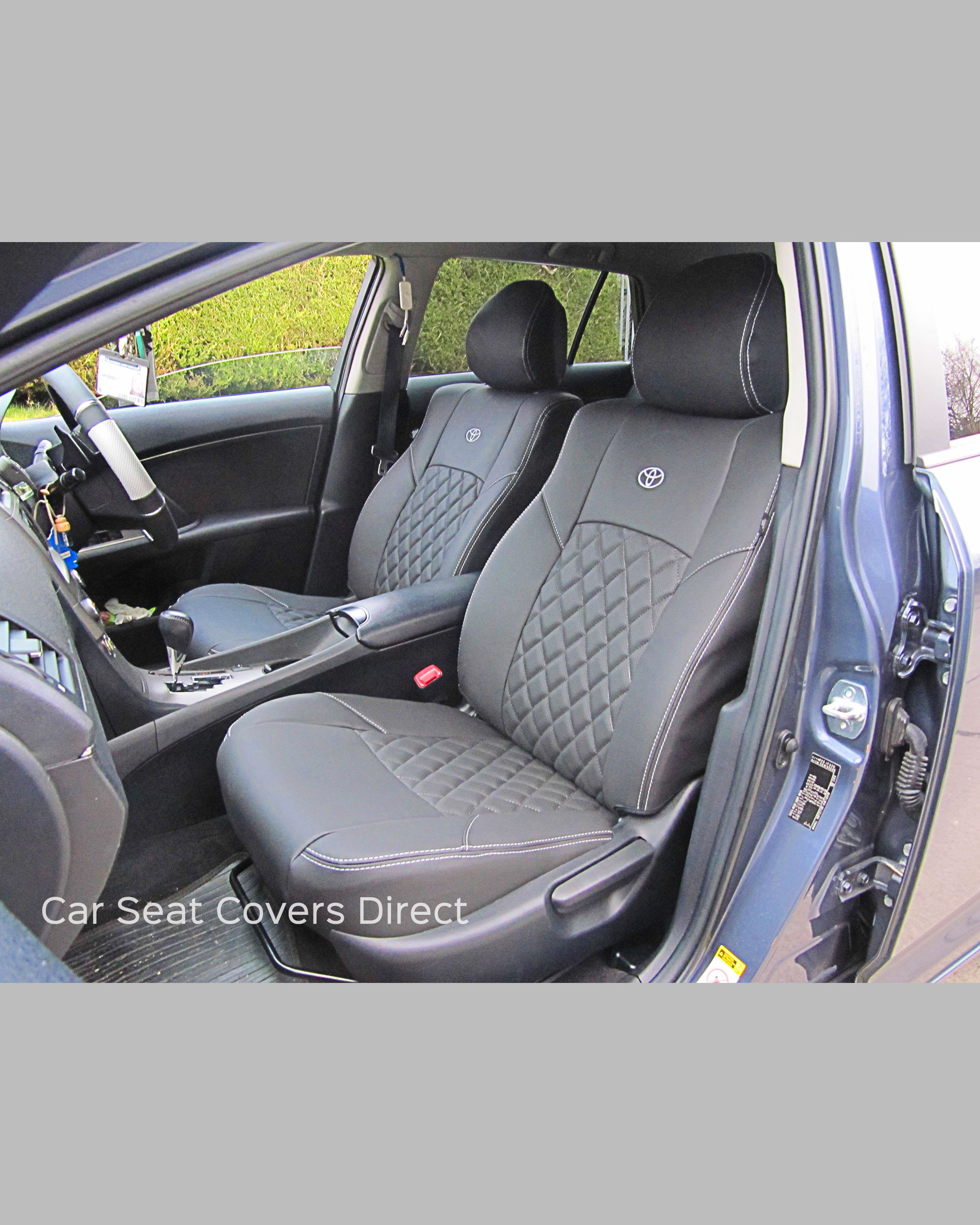 Toyota Avensis seat covers - passenger seat