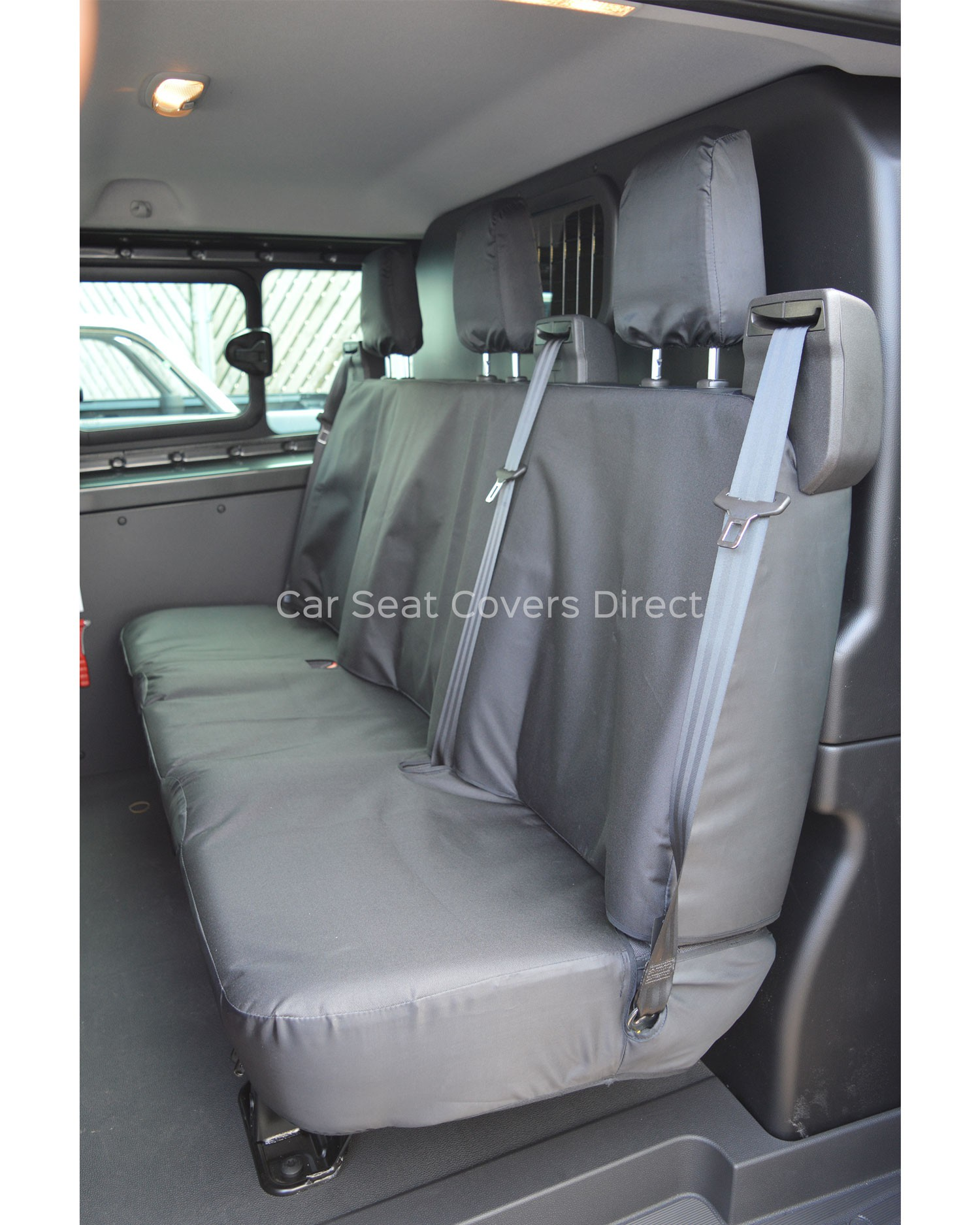 Ford Custom Crew Cab 2014 Seat Covers