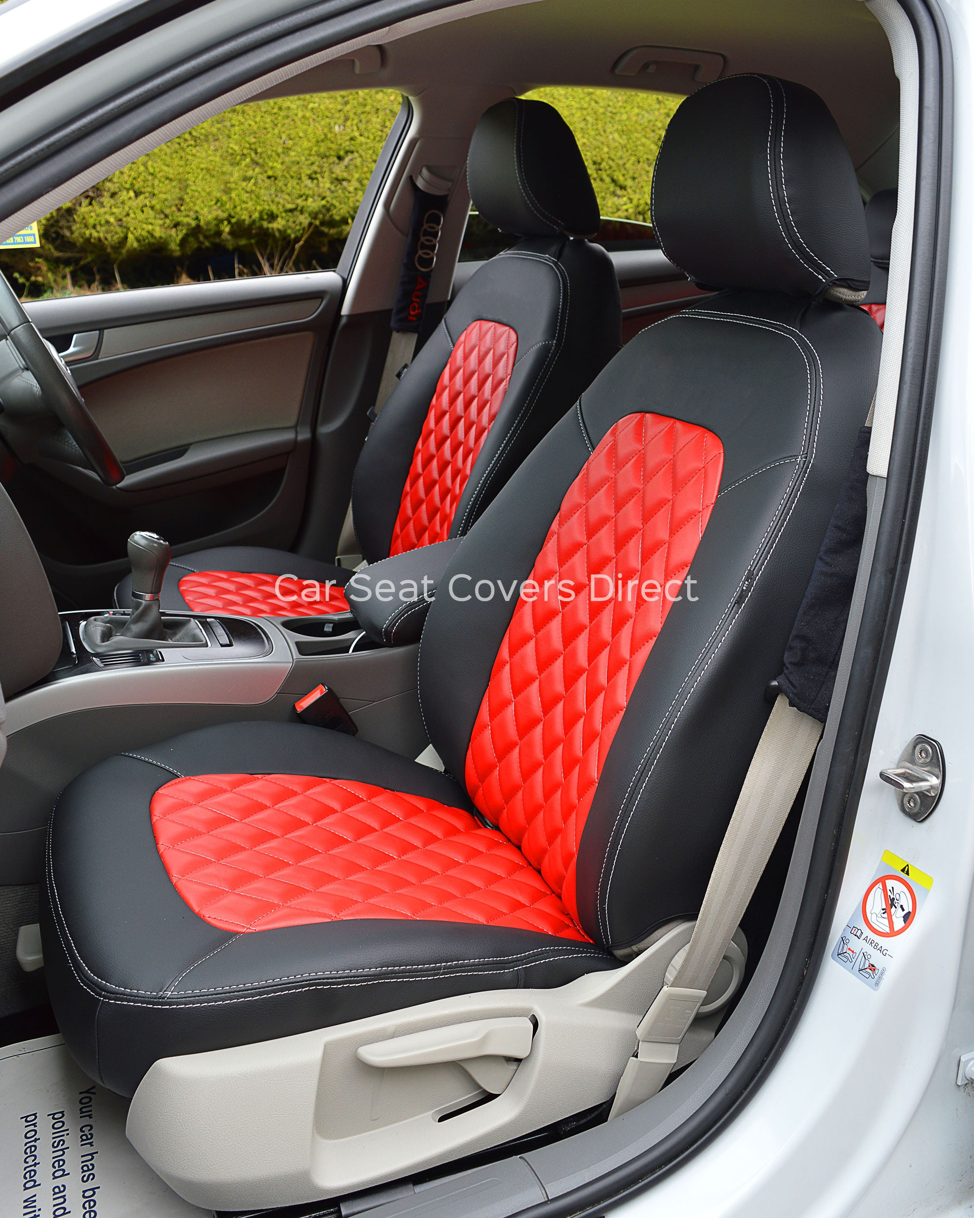Audi A4 Tailored Seat Covers