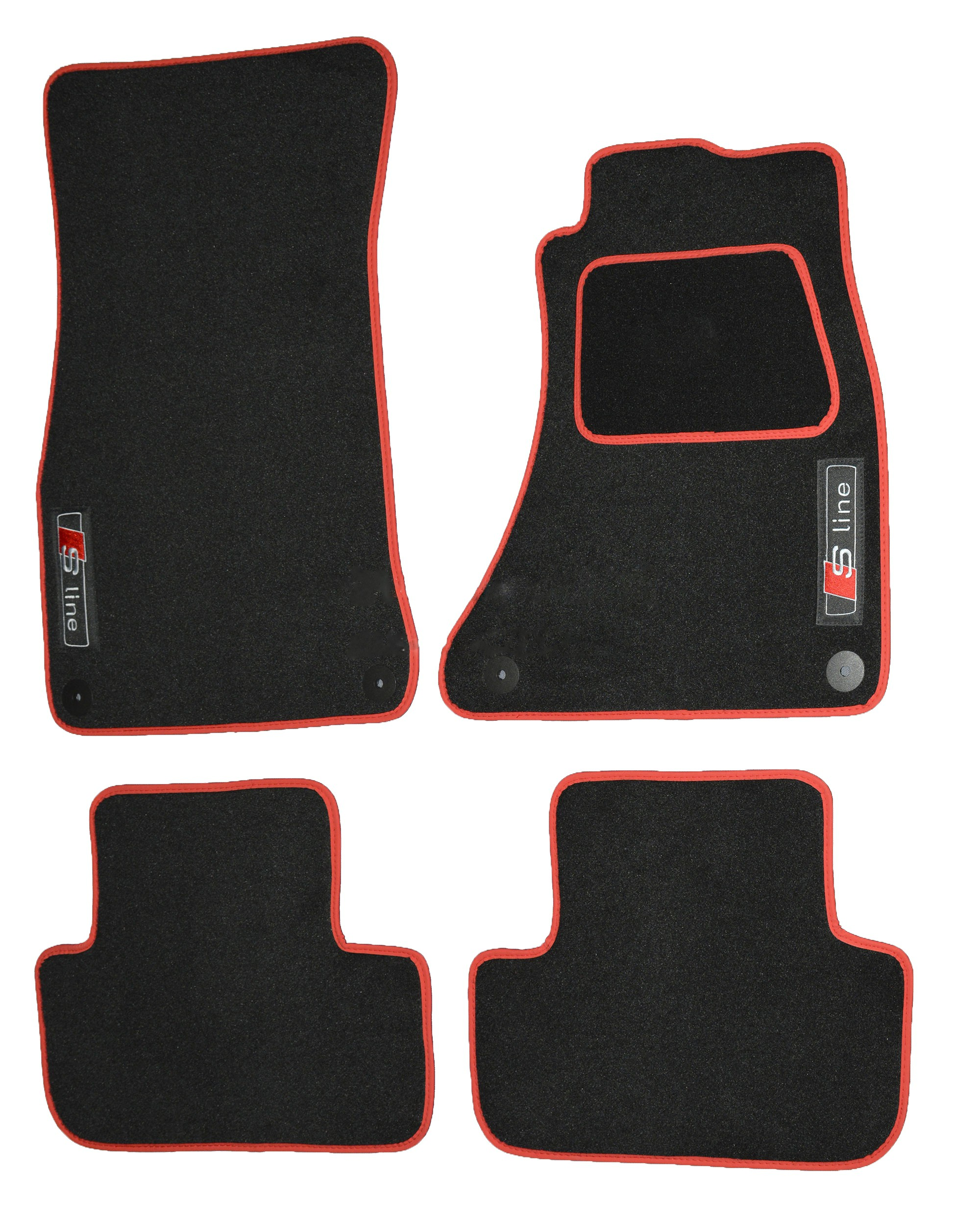 Audi A4 S Line Tailored Car Mat