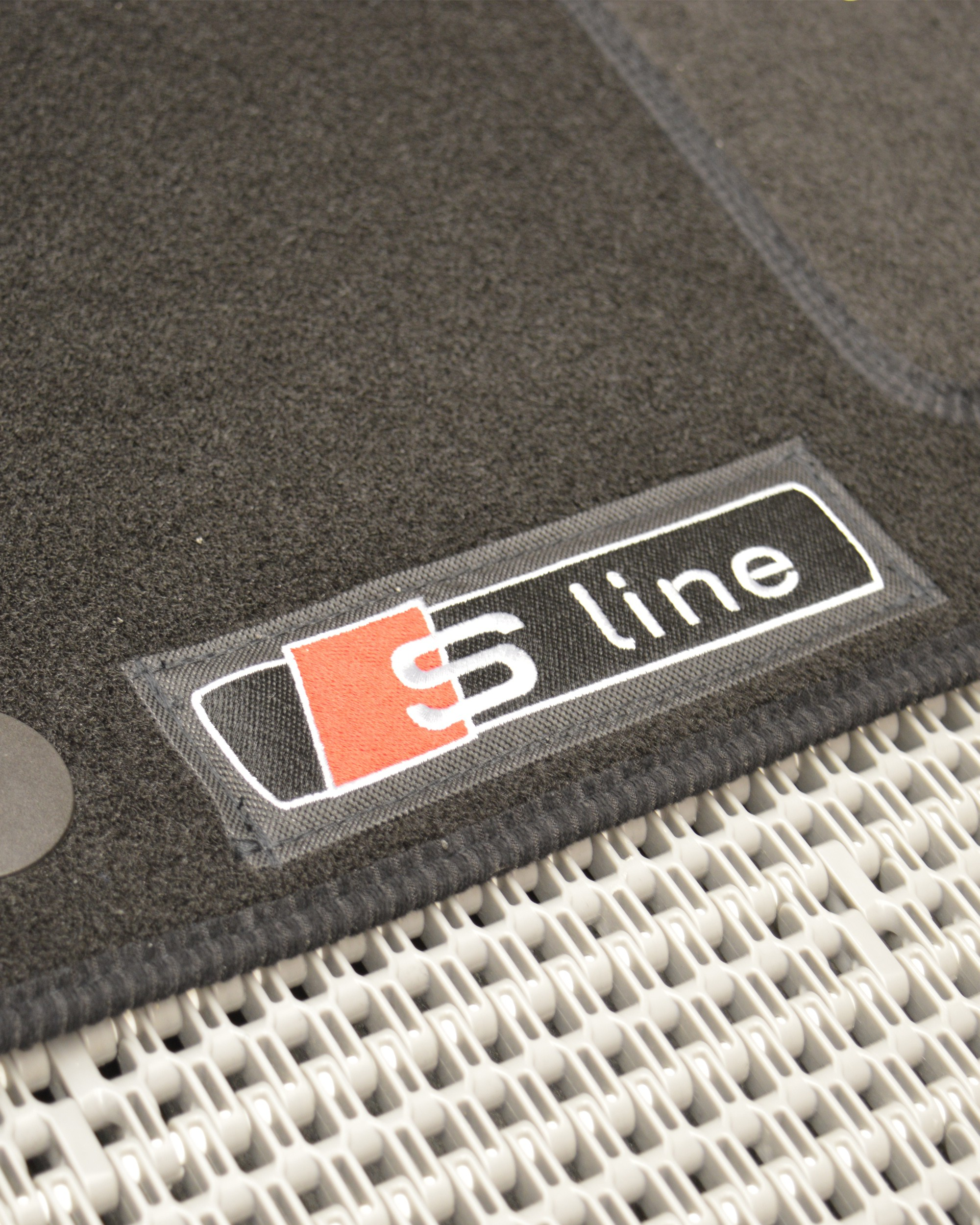 Audi A6 S-line Tailored Car Mats