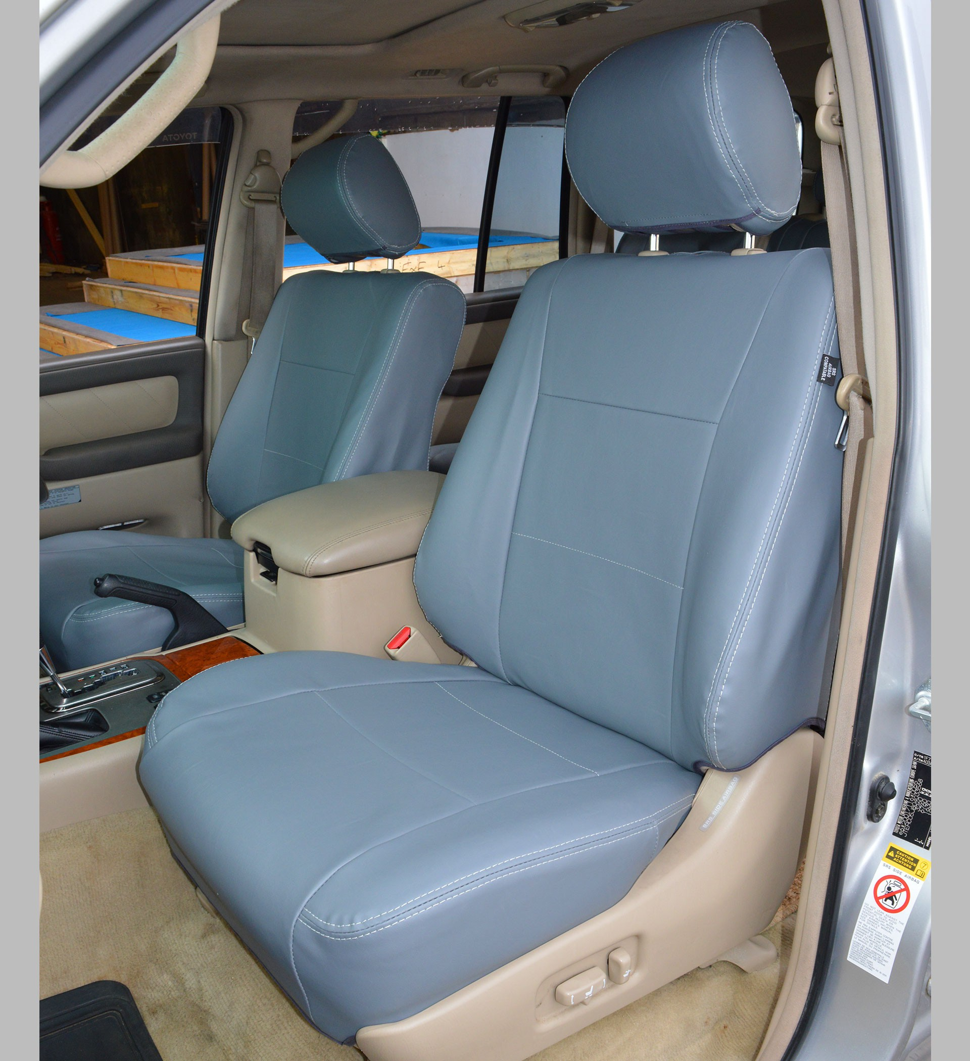 Toyota Land Cruiser Amazon (J100) Tailored Seat Covers