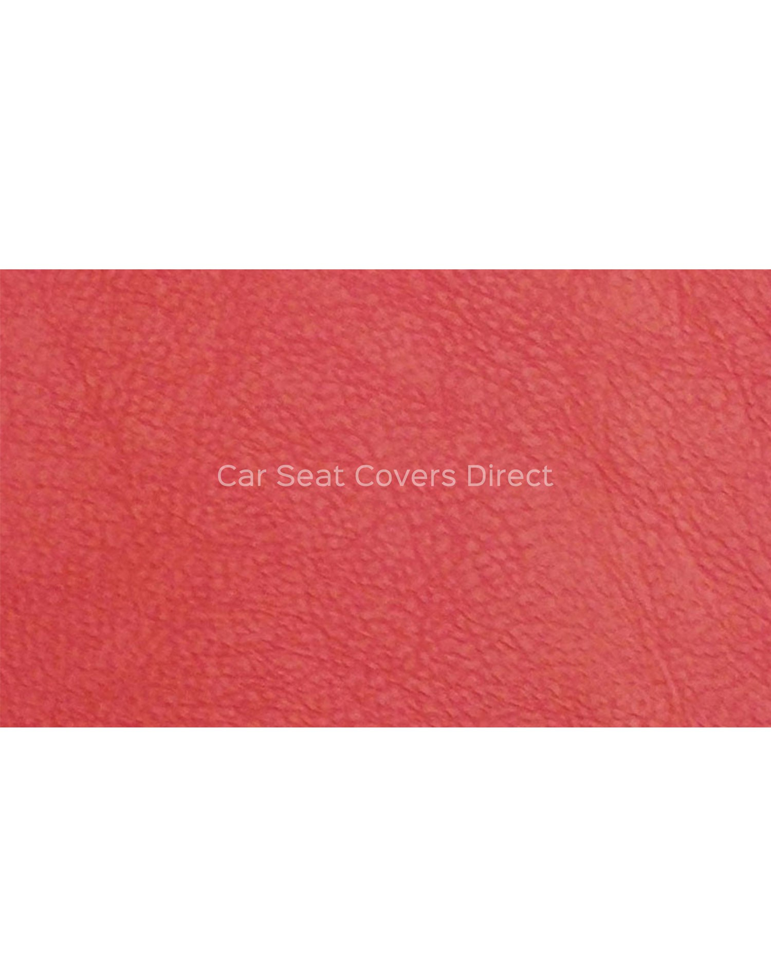 Agenta Red Leatherette