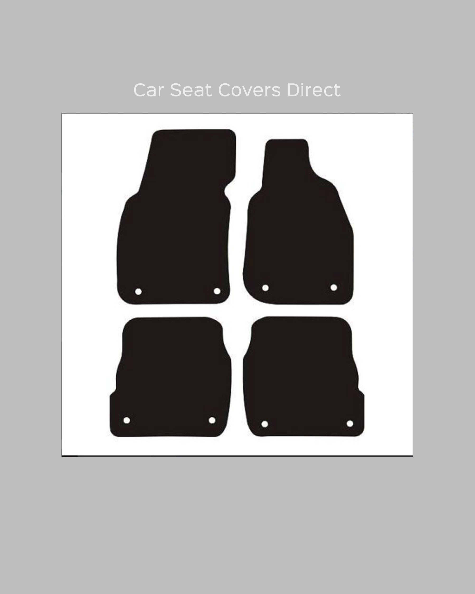 Audi A6 1997-2004 Tailored car mats