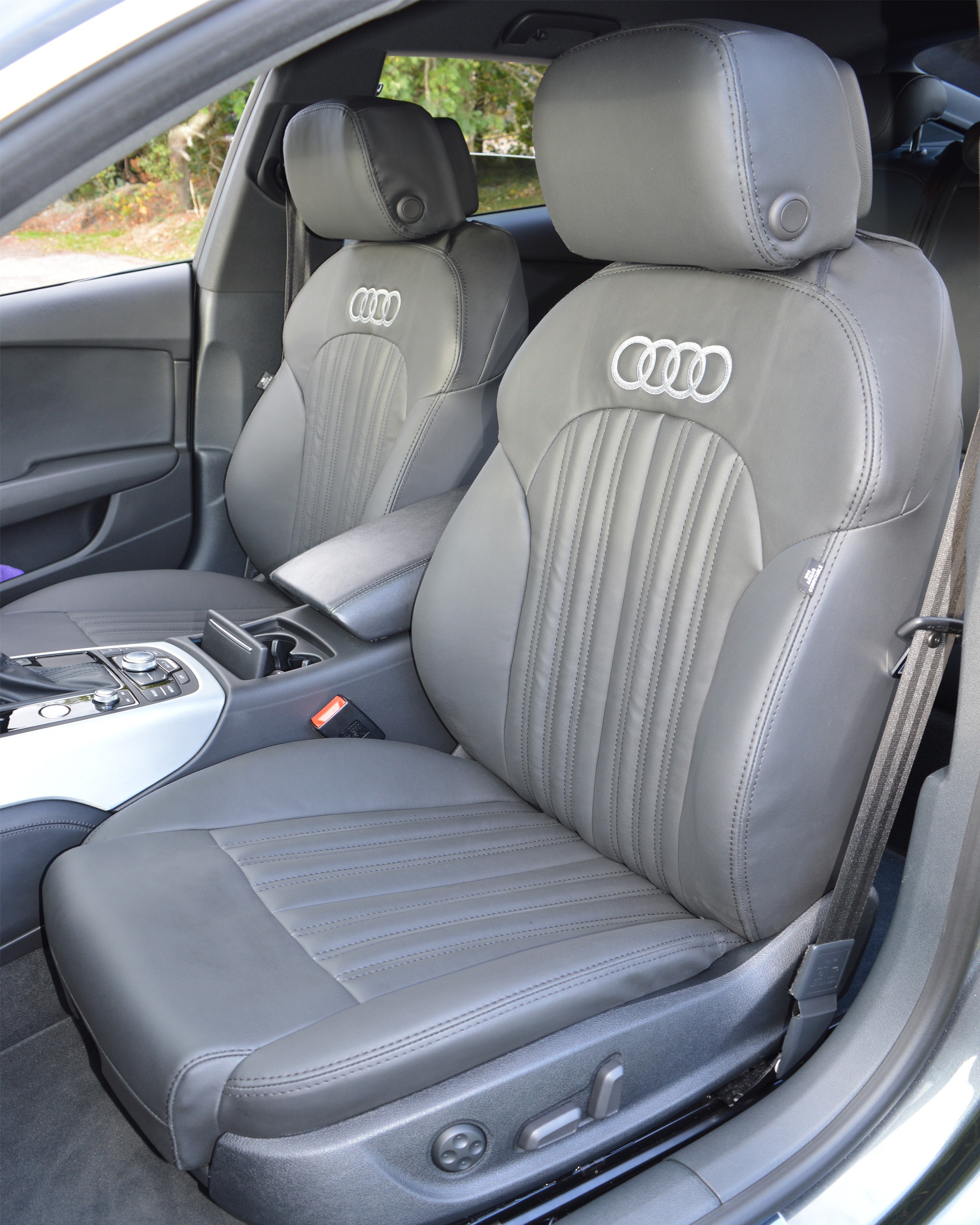 Audi A7 tailored car seat cover