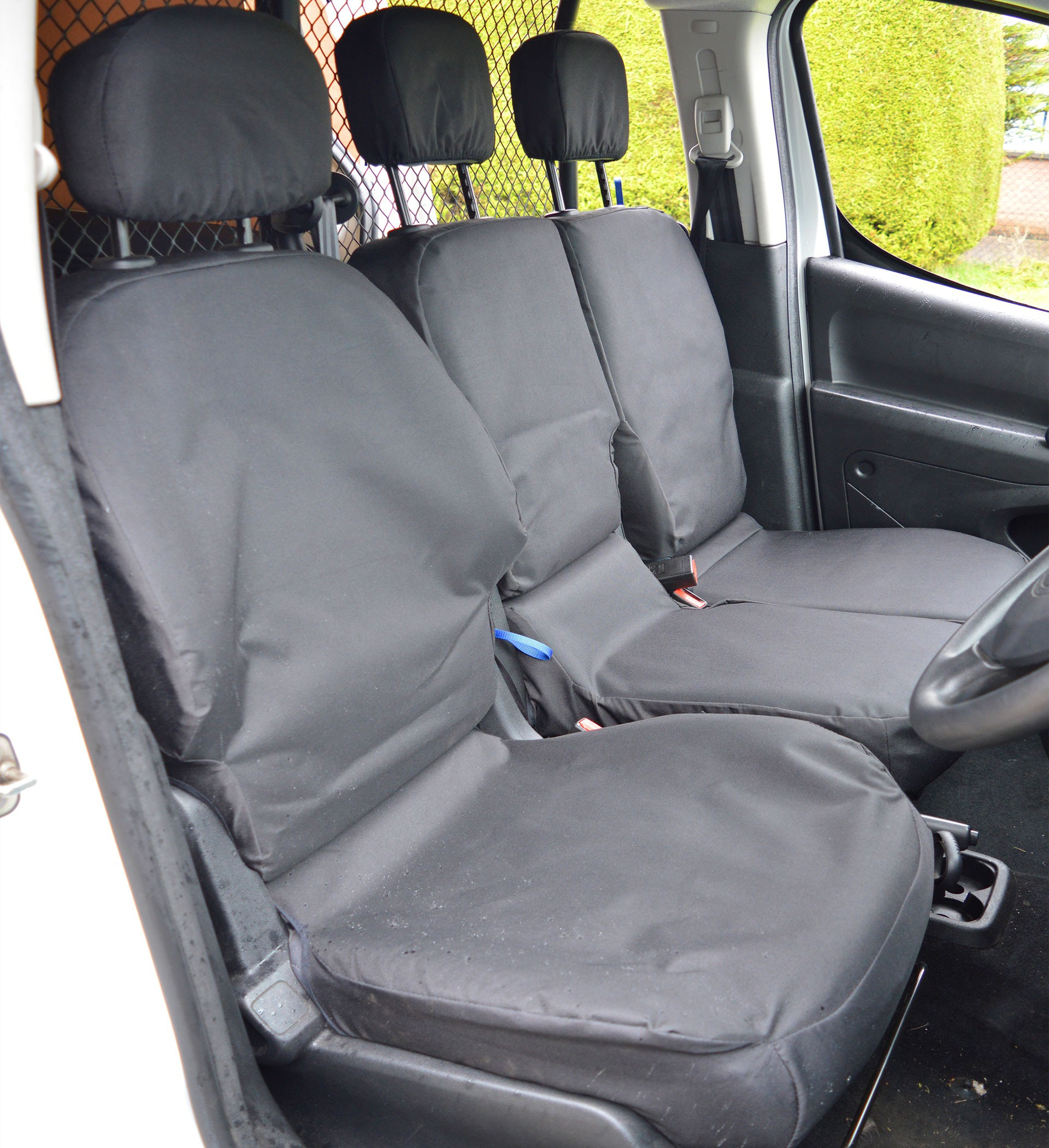 Citroen Berlingo Heavy Duty Waterproof Seat Covers