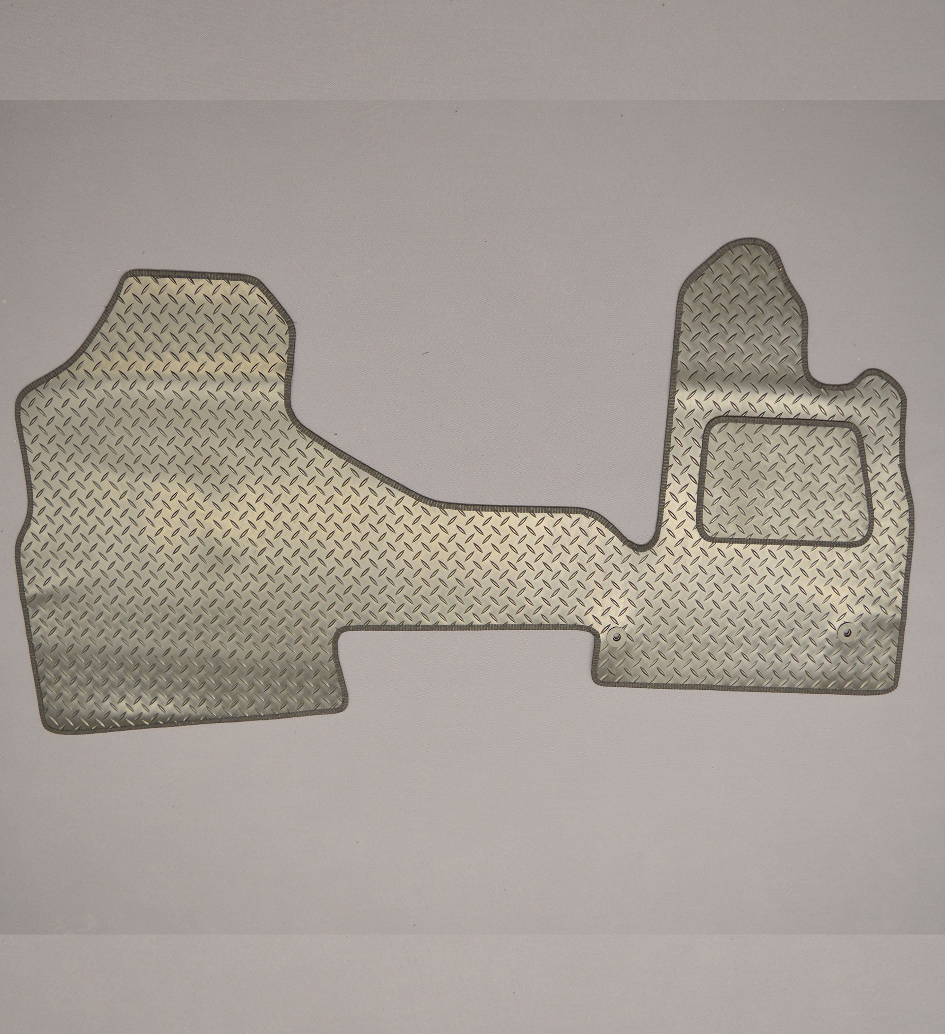 Citroen Berlingo 2nd Gen 1 Piece Rubber Floor Mat