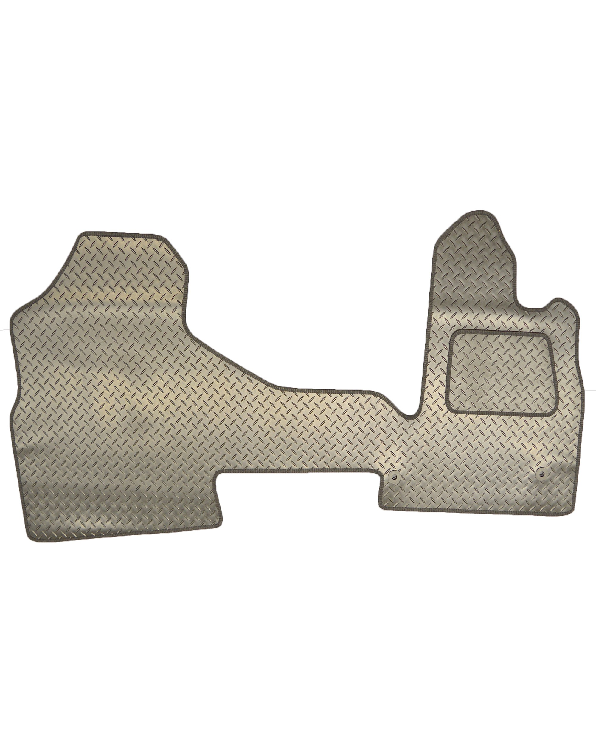 Citroen Berlingo 1 Piece Heavy Duty Tough Rubber Floor Mat. (2008-Present)