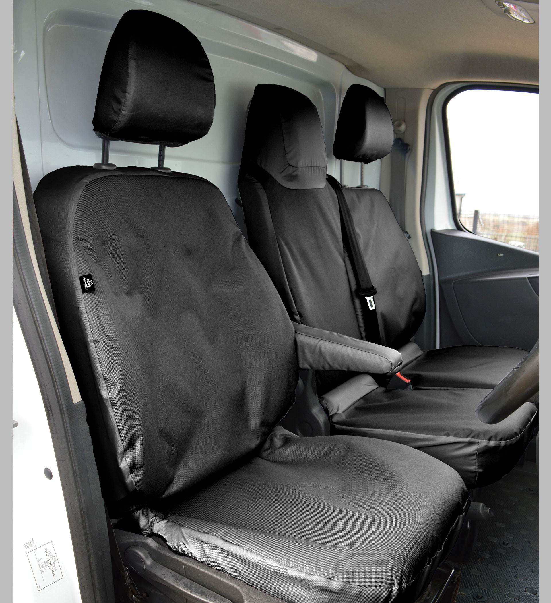 Nissan NV300 Extra Heavy Duty Seat Covers